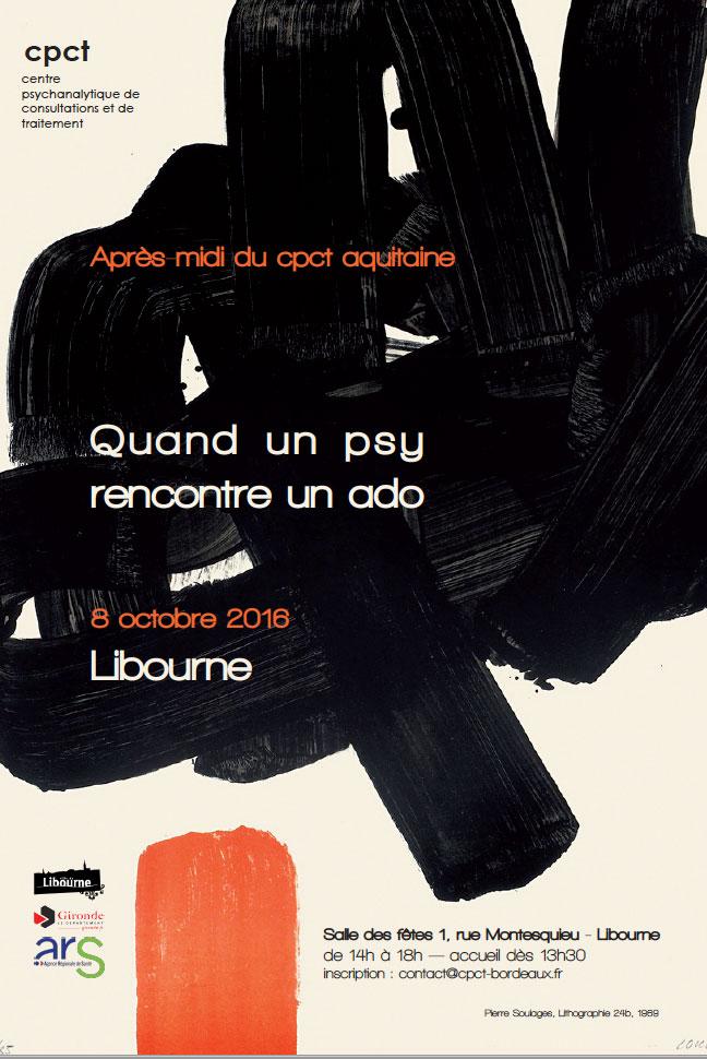 Rencontre choregraphique 2016 libourne