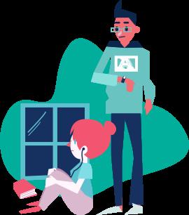 Le CPCT lien social accueille les jeunes adultes et les adultes pour une aide psychologique